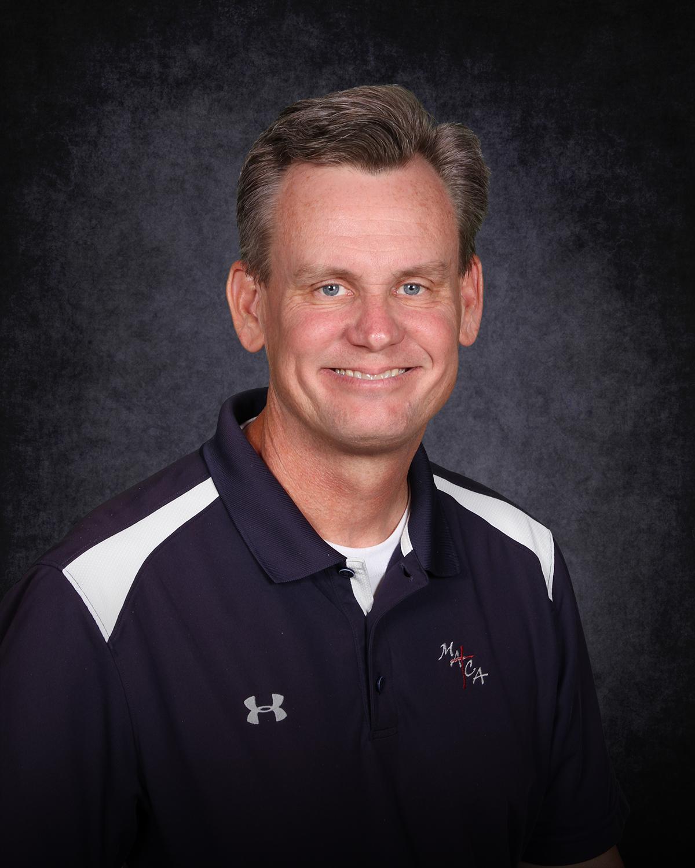 Matt Brethauer : Athletic Director and Yearbook Teacher