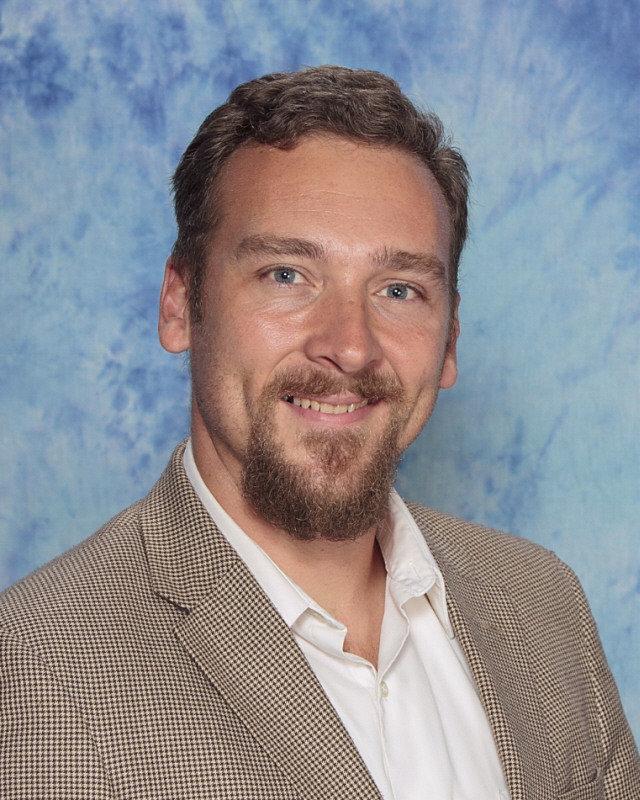 Patrick Korn : Upper School Principal and HS/College Bible Teacher