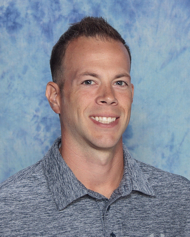 Aaron Schuetz : Physical Education and  Secondary Bible Teacher
