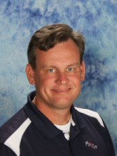Matt Brethauer : Athletic Director and Yearbook Teacher
