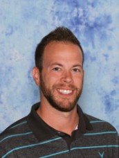 Aaron Schuetz : Physical Education and  Secondary Bible Teacher