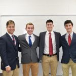 "MACA's Business Students Present to a ""Shark Tank"""