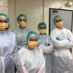 MACA Students travel to UMD for Cadaver Lab