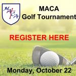 Register for MACA Golf Tournament