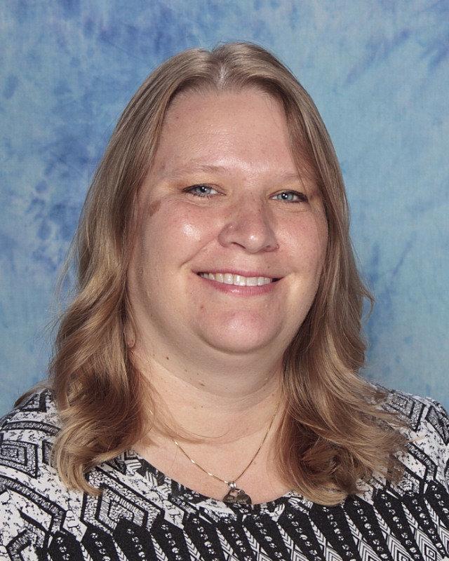Janet Wolfe : Kindergarten Aide