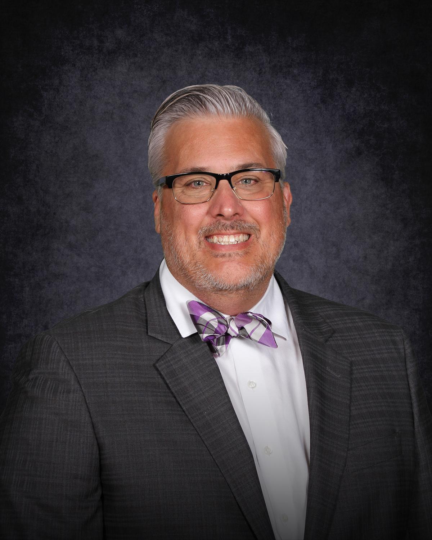 Dr. Mark Stanton : Head Of School